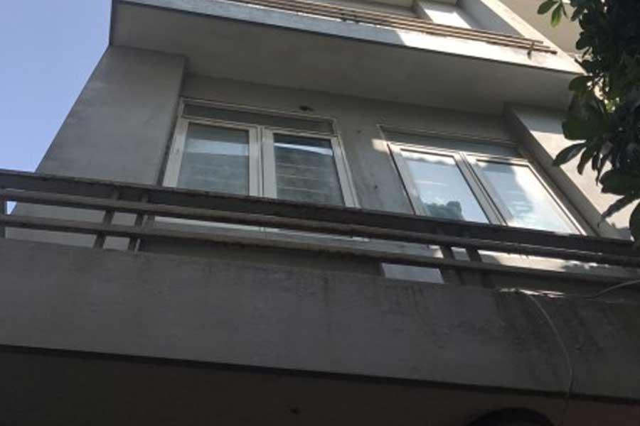Nhà 5 tầng, 30m2, mặt tiền 3,4m