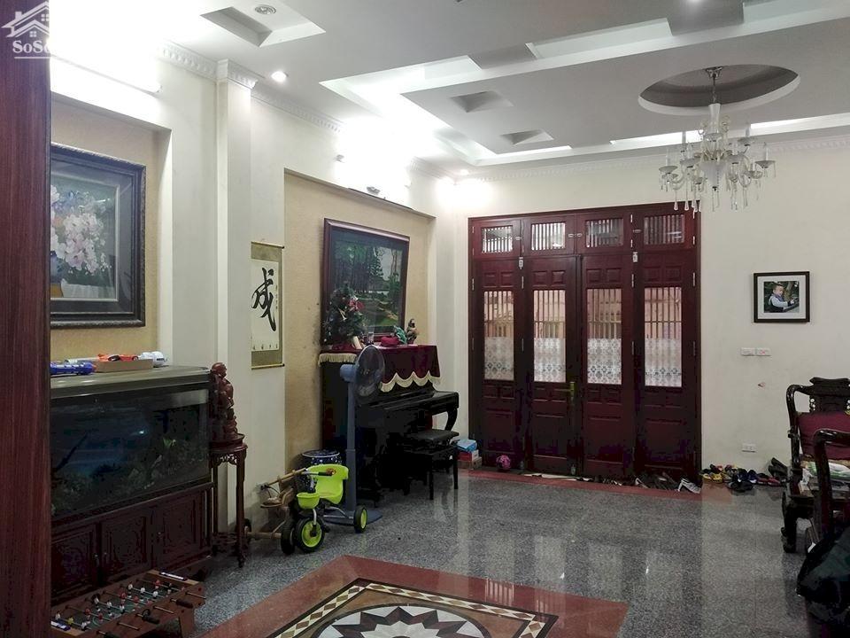 Bán Nhà 4 Tầng Ngõ 30 Phan Chu Trinh, Hoàn Kiếm