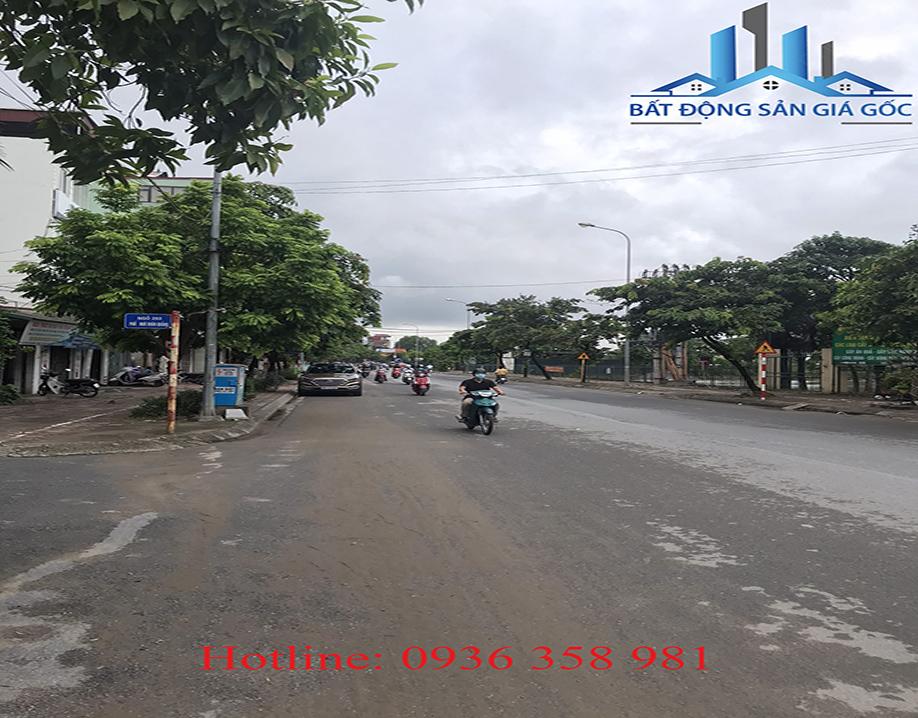 Cần bán gấp 2 lô đất kinh doanh mặt đường Ngô Xuân Quảng, Trâu Quỳ, Gia Lâm, Hà Nội.