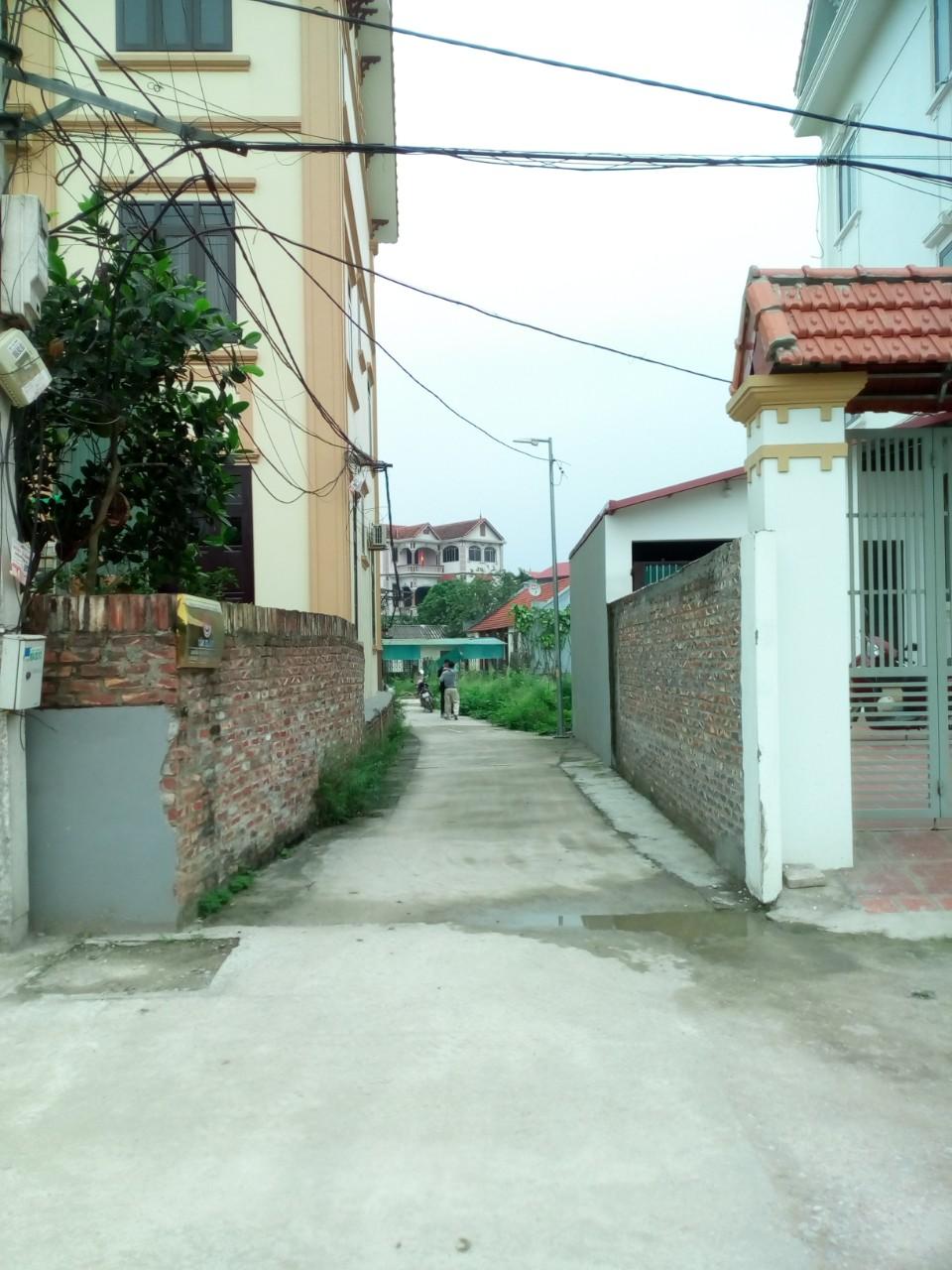 Cần bán gấp lô đất 52.8m2 tại Thôn Ngọc Động, Xã Đa Tốn, H. Gia Lâm. Hà Nội.
