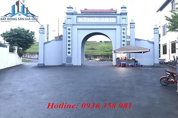 Cần bán nhanh lô góc 125m2 tại tổ 9 Cự Khối, Long Biên, Hà Nội.