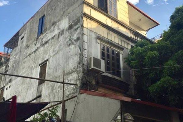 Nhà 3 tầng, 61m2, hướng TB