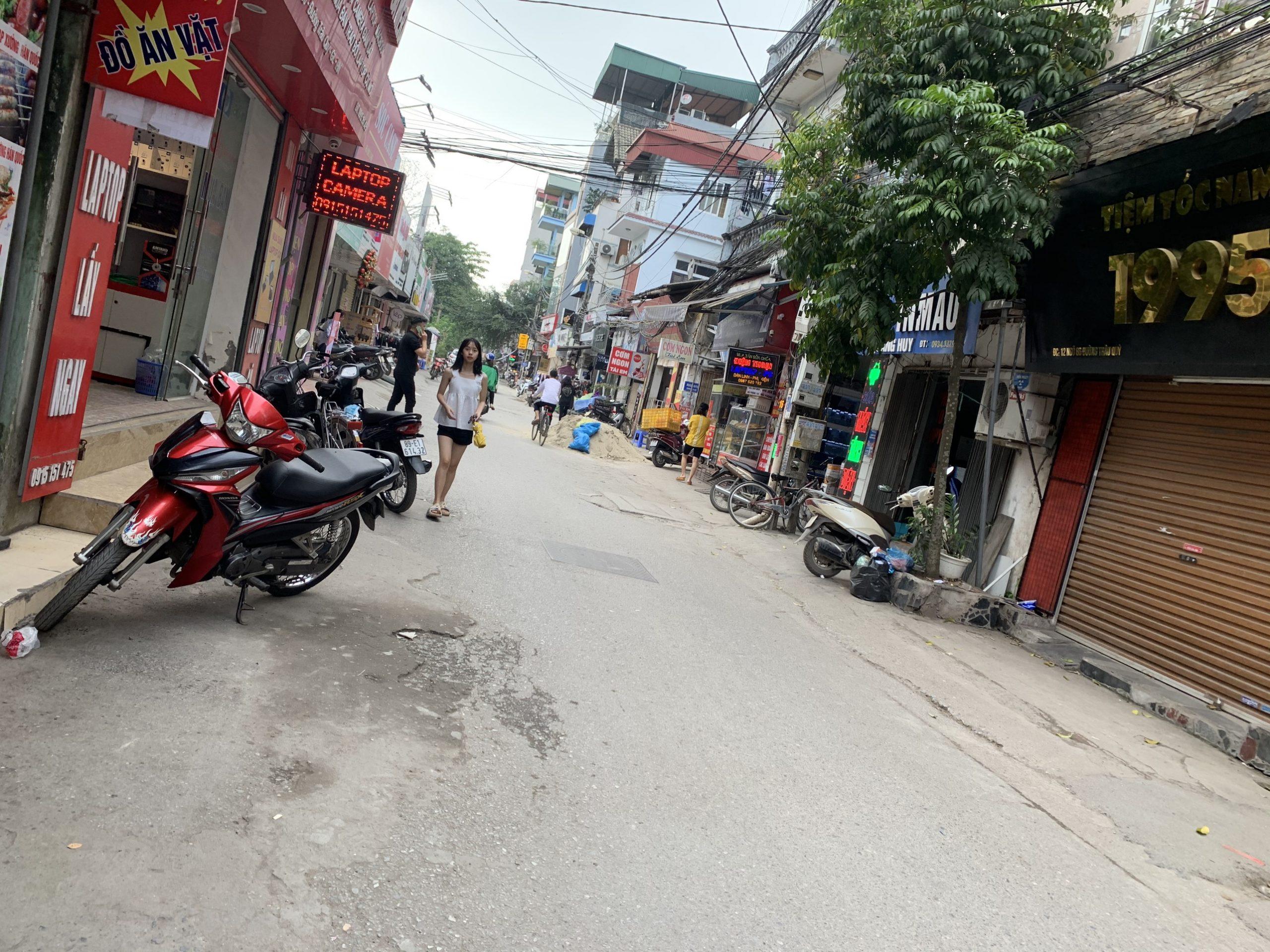 Cần bán nhanh lô đất 36,3m2 cực hiếm tại đường U, Học viện Nông nghiệp, Trâu Quỳ, Gia Lâm, Hà Nội.