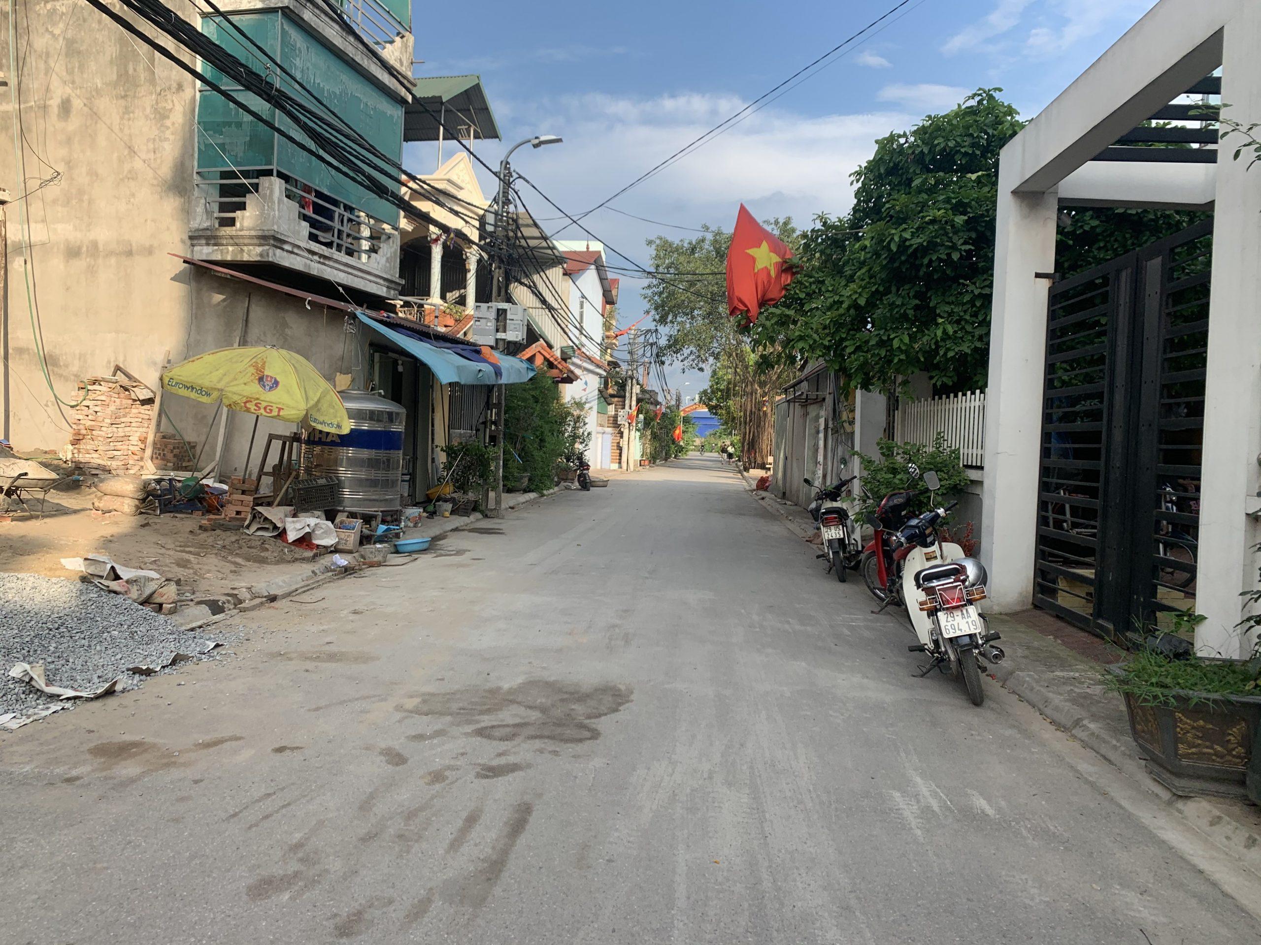 Cần bán nhanh lô đất 68m2 tại Thuận Quang, Dương Xá, Gia Lâm, Hà Nội.