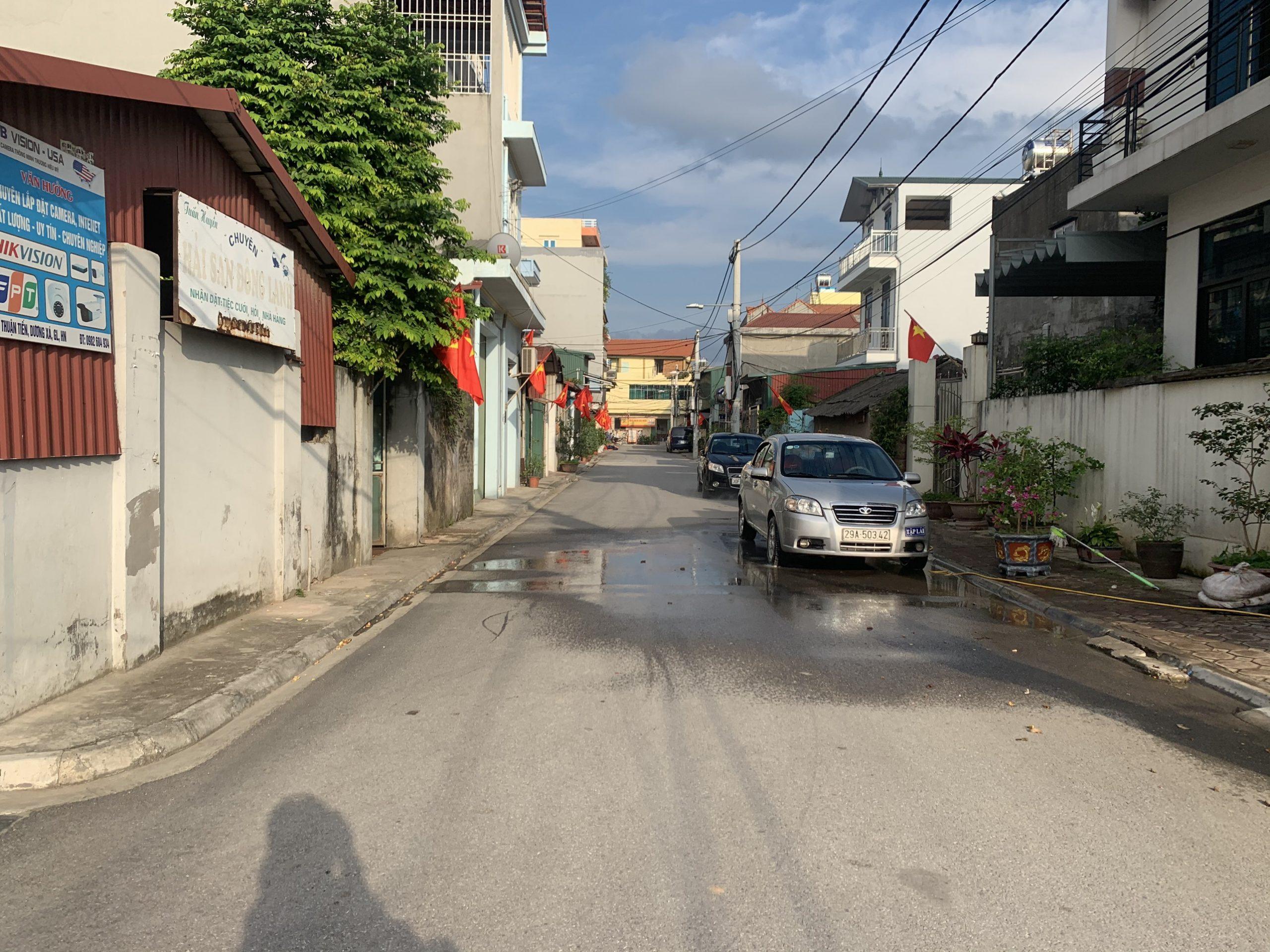 Cần bán đất nhanh 78m2 tại Dương Xá - Gia Lâm - Hà Nội.